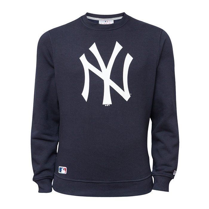 New Era Team Logo Crew Yankees Navy L