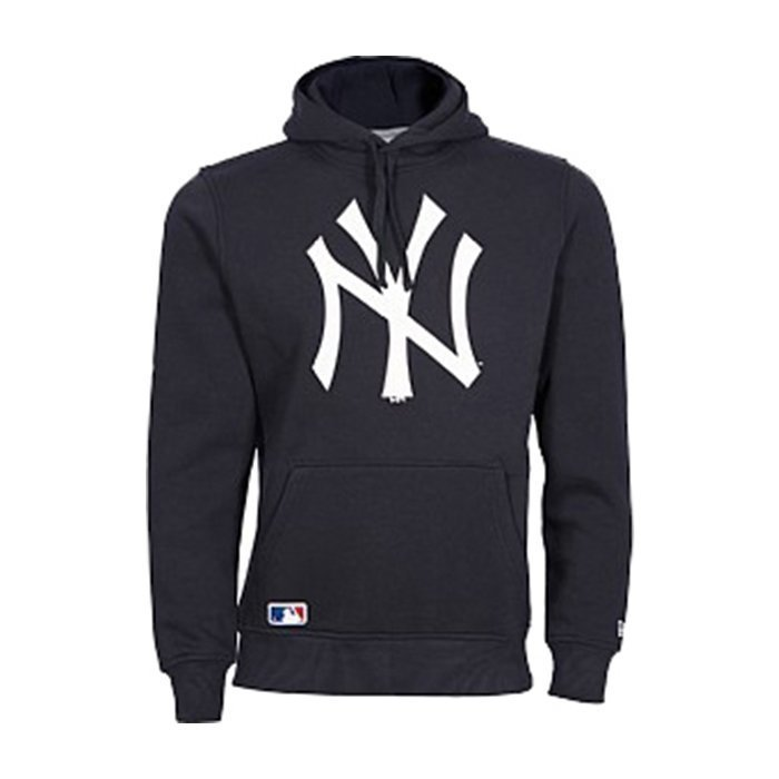 New Era Team Logo PO Hood Yankees Navy M