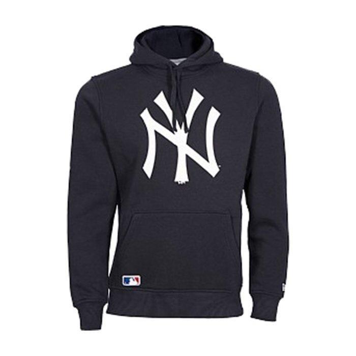 New Era Team Logo PO Hood Yankees Navy
