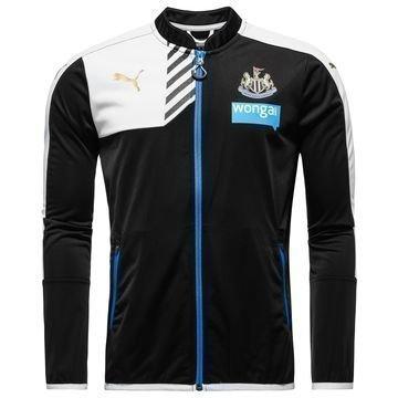 Newcastle United Stadium Takki Musta/Valkoinen