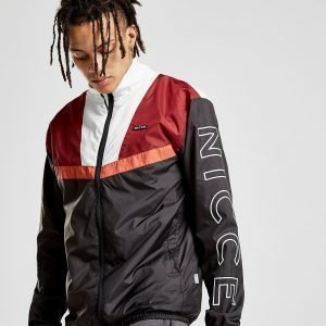 Nicce Lightweight Jacket Musta