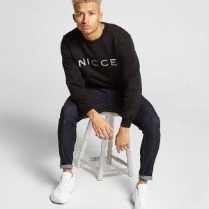 Nicce Reflective Logo Verryttelypaita Musta