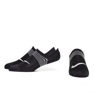 Nike 3 Pack Lightweight Socks Musta