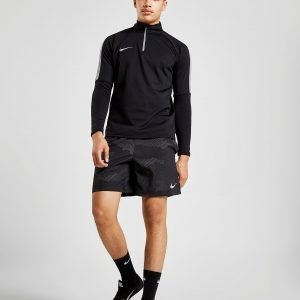 Nike Academy 1/4 Verryttelytakki Musta