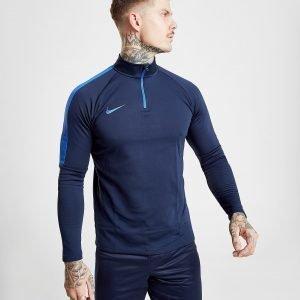 Nike Academy 1/4 Zip Verryttelypaita Sininen