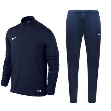 Nike Academy 16 Kit Navy/Valkoinen Lapset