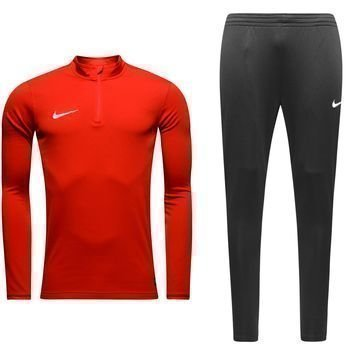 Nike Academy 16 Kit Punainen/Musta Lapset