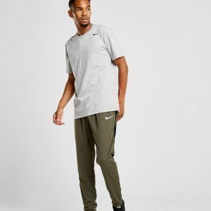 Nike Academy Verryttelyhousut Khaki / White