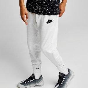 Nike Advance Knit Housut Valkoinen