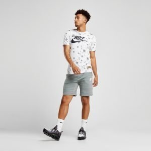 Nike Advance Knit Shorts Vihreä