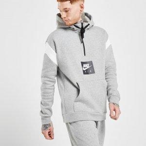 Nike Air 1/2 Zip Fleece Huppari Harmaa