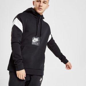 Nike Air 1/2 Zip Fleece Huppari Musta