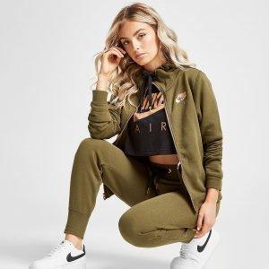 Nike Air Fleece Housut Vihreä