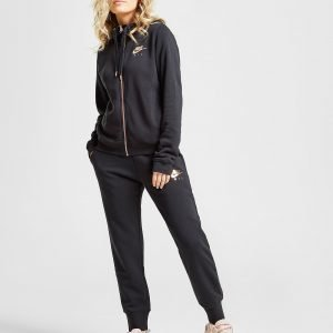 Nike Air Fleece Pants Musta