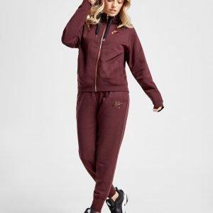 Nike Air Fleece Pants Punainen