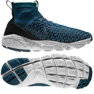 Nike Air Footscape Magista Flyknit Turkoosi/Musta