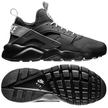 Nike Air Huarache Run Ultra Harmaa/Musta/Valkoinen