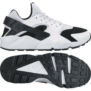 Nike Air Huarache Valkoinen/Harmaa/Musta