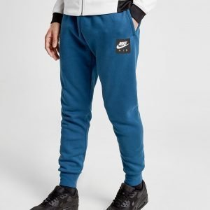 Nike Air Leg Logo Track Pants Sininen