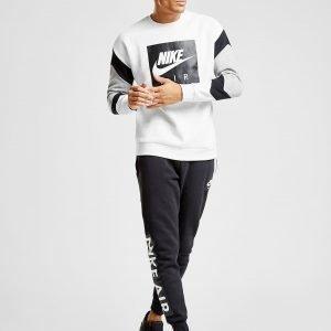 Nike Air Logo Verryttelyhousut Musta