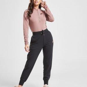 Nike Air Long Sleeve 1/2 Zip Bodysuit Vaaleanpunainen