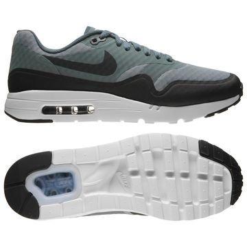 Nike Air Max 1 Ultra Essential Harmaa/Musta/Vihreä