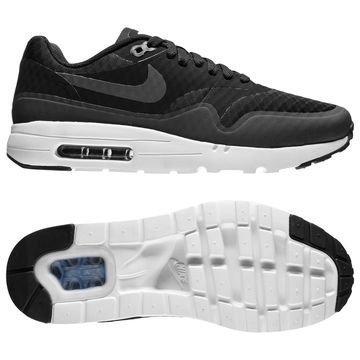 Nike Air Max 1 Ultra Essential Musta/Harmaa