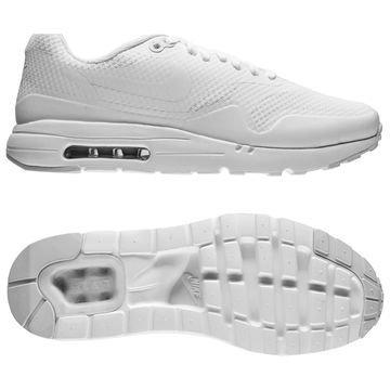 Nike Air Max 1 Ultra Essential Valkoinen/Harmaa