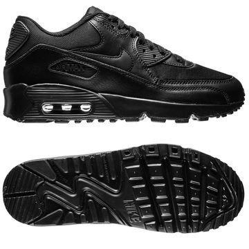 Nike Air Max 90 Mesh Musta Lapset