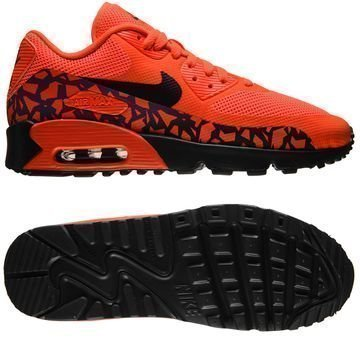 Nike Air Max 90 Oranssi/Navy Lapset