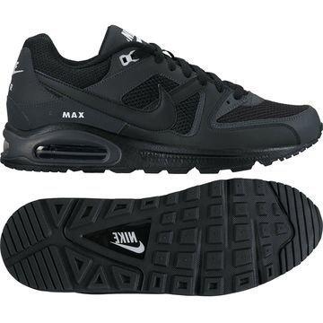 Nike Air Max Command Harmaa/Musta