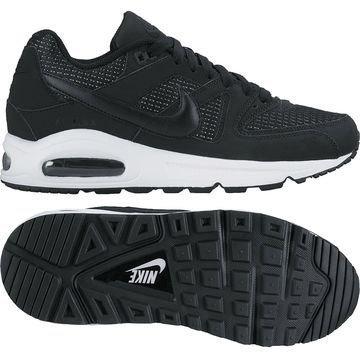 Nike Air Max Command Musta/Valkoinen Naiset