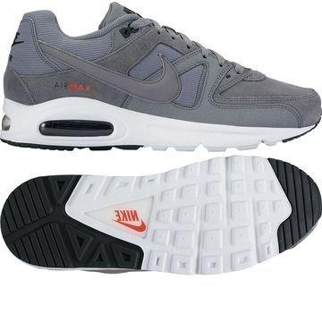 Nike Air Max Command Premium Harmaa/Valkoinen