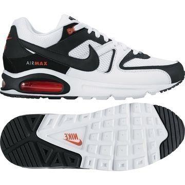 Nike Air Max Command Valkoinen/Musta