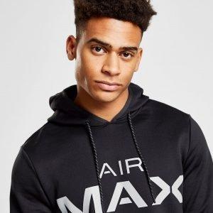 Nike Air Max Ft Overhead Hoodie Musta