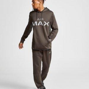 Nike Air Max Ft Track Housut Ruskea