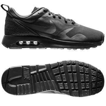 Nike Air Max Tavas Musta/Harmaa