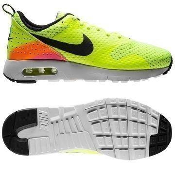 Nike Air Max Tavas Neon/Oranssi Lapset