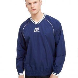 Nike Archive Crew Sweatshirt Tummansininen