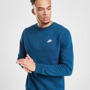 Nike Club Crew Sweatshirt Sininen