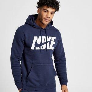 Nike Club Hoodie Sininen