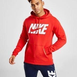 Nike Club Huppari Punainen