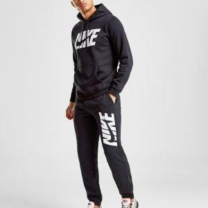 Nike Club Track Pants Musta