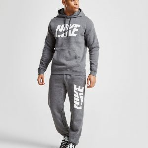 Nike Club Verryttelyhousut Harmaa