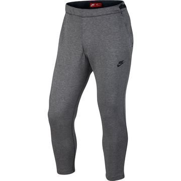 Nike Collegehousut Tech Fleece Cropped Harmaa