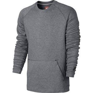 Nike Collegepaita Tech Fleece Crew Harmaa