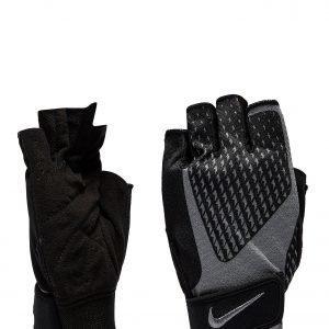 Nike Core Lock Training Gloves Musta