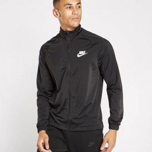 Nike Division Poly Verryttelyasu Musta