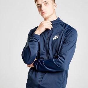 Nike Division Poly Verryttelyasu Sininen