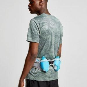 Nike Double 20oz Flask Belt Harmaa